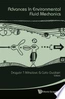 Advances in Environmental Fluid Mechanics Book