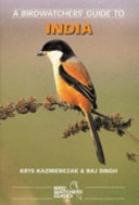 A Birdwatchers  Guide to India