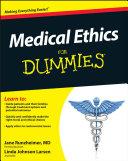 Medical Ethics For Dummies Pdf/ePub eBook