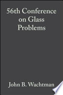 56th Conference on Glass Problems