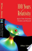 100 Years of Relativity Book