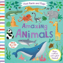 First Facts and Flaps  Amazing Animals