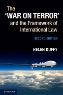 The 'War on Terror' and the Framework of International Law - Seite 675