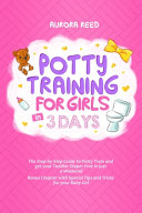 Potty Training for Girls in 3 Days Book PDF