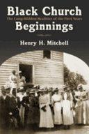 Black Church Beginnings ebook