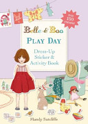 Belle and Boo Play Day Dress-Up, Sticker and Activity Book