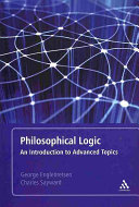 Philosophical Logic ebook