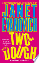 Two for the Dough Janet Evanovich Cover