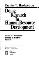 The How to Handbook on Doing Research in Human Resource Development Book
