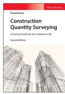 Construction Quantity Surveying