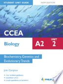 CCEA Biology A2 Student Unit Guide  Unit 2 New Edition Biochemistry  Genetics and Evolutionary Trends ePub