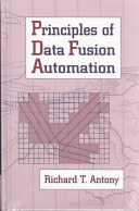 Principles of Data Fusion Automation Book