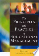 The Principles and Practice of Educational Management