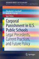 Corporal Punishment in U.S. Public Schools