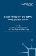 British Theatre of the 1990s