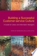 Building a Successful Customer-service Culture