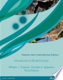 Introduction to Biotechnology: Pearson New International Edition