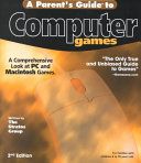 A Parent s Guide to Computer Games