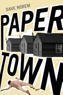 Papertown banner backdrop