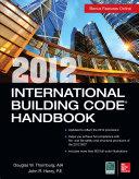Pdf 2012 International Building Code Handbook Telecharger
