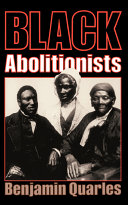 Black Abolitionists Book