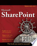 Microsoft SharePoint Server 2007 Bible