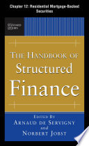 The Handbook of Structured Finance  Chapter 12   Residential Mortgage Backed Securities Book