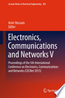 Electronics  Communications and Networks V