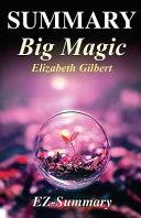 Summary   Big Magic