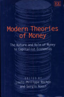 Modern Theories of Money