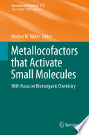 Metallocofactors that Activate Small Molecules