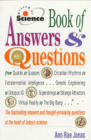Museum of Science Book of Answers   Questions