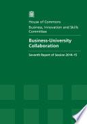 HC 249 - Business-University Collaboration