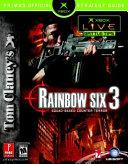 Tom Clancy s Rainbow Six 3 Book
