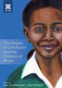 Theologies of Childhood and the Children of Africa