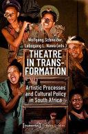 Theatre in Transformation