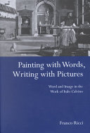 Painting with Words, Writing with Pictures