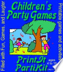 Children S Party Games