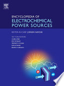 Encyclopedia Of Electrochemical Power Sources Book PDF