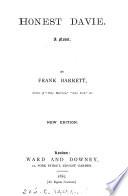 Honest Davie, a novel