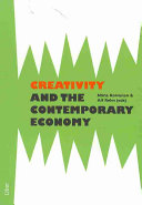 Creativity and the Contemporary Economy
