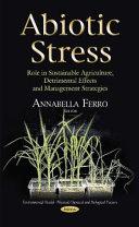 Abiotic Stress Book
