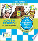 Now I M Reading All About The Abcs