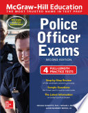 Mcgraw Hill Education Police Officer Exams Second Edition