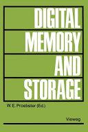 Digital Memory and Storage Book