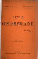 Revue contemporaine (Saint-Petersbourg)