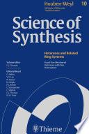 Science of Synthesis  Houben Weyl Methods of Molecular Transformations Vol  10