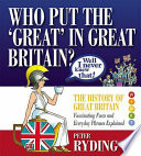 Who put the 'great' in Great Britain?