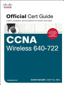 CCNA Wireless 640-722 Official Cert Guide