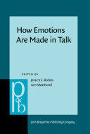 How Emotions Are Made in Talk Pdf/ePub eBook